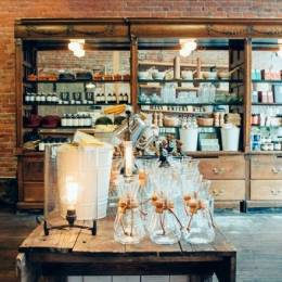 Old Faithful Shop 复古清新的杂货铺