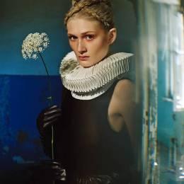 Elizaveta Porodina 复古情怀的时尚人像摄影