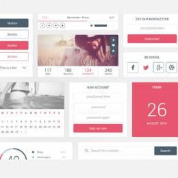 网页设计师最新实用素材包