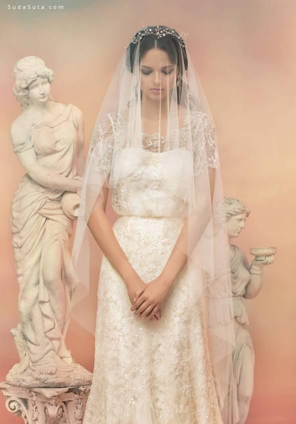Andrey Yakovlev 和 Lili Aleeva 婚纱摄影欣赏《HELLAS》