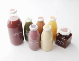 Mirim Seo 清新可爱的饮料包装设计欣赏