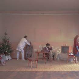 Maria Svarbova 系列摄影《孤独》