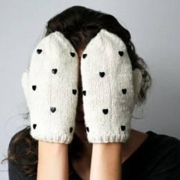 Alina  来自拉脱维亚的温暖手套