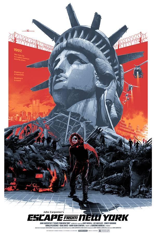 Grzegorz Domaradzki 电影海报设计欣赏