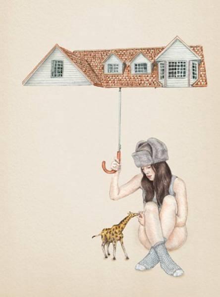以色列插画师 Tahel Maor 作品欣赏