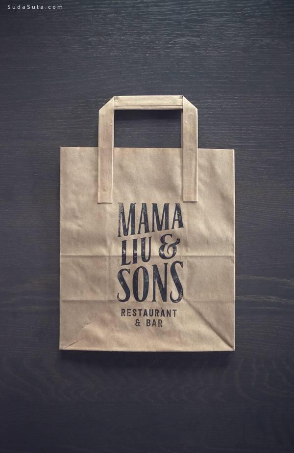MAMA LIU 品牌视觉设计欣赏 - 苏打苏塔设计量贩铺 – sudasuta.com – 每日分享创意灵感!