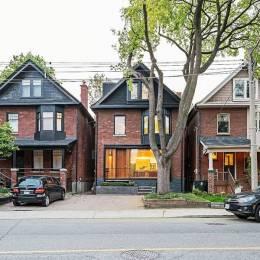 House in Toronto 建筑设计欣赏
