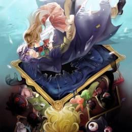 Synpai 细腻唯美的少女漫画欣赏