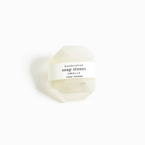 Soap Stones 亮晶晶的宝石手工香皂