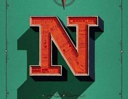 Tobias Hall 复古海报设计欣赏