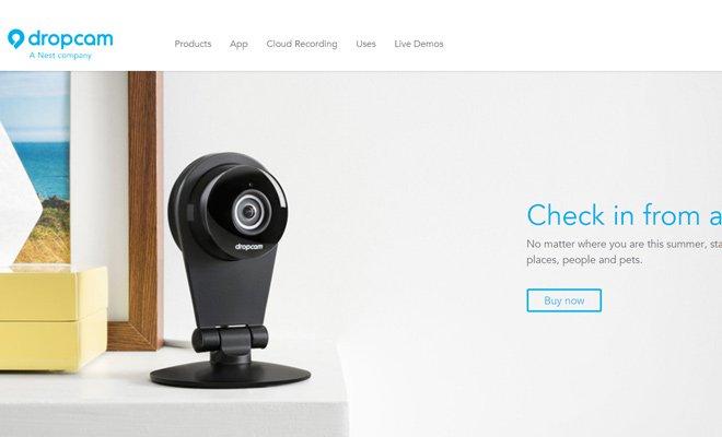 独特的高科技小工具创意网站设计灵感