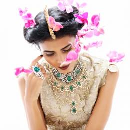 Taras Taraporvala 印度新娘 时尚摄影欣赏