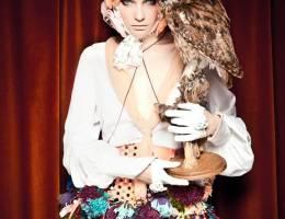 Pauline Darley 时尚摄影欣赏