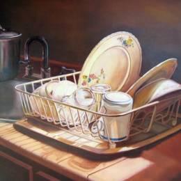 Emma Hesse 静物手绘作品欣赏