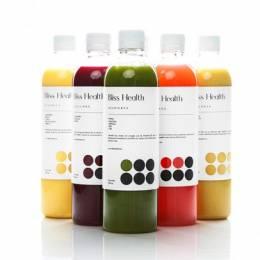 Bliss Health 品牌设计欣赏