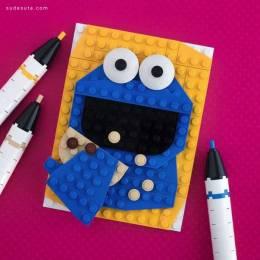 Chris McVeigh 可爱幸福的乐高玩具