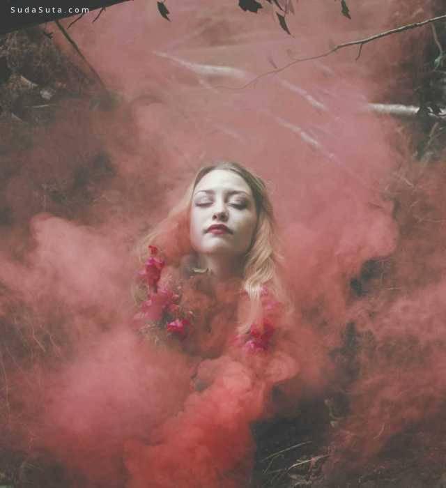 Lisa Griffin 梦幻的镜头 人像摄影欣赏