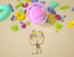Frederik Storm 3D卡通造型设计欣赏