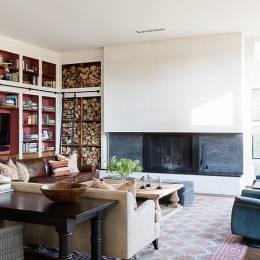 Muskoka Cottage 干净简约的室内设计欣赏