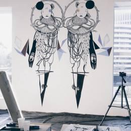 NICK ALIVE 潮流街头艺术欣赏