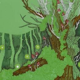 yanadhyana 细腻唯美的手绘插画欣赏