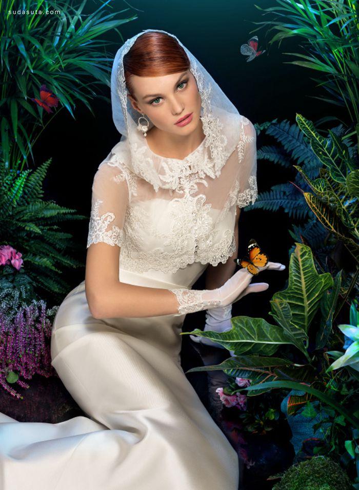 时尚摄影欣赏《月光女神》