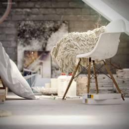 Atelier Feuerroth 安静而温暖的室内设计欣赏