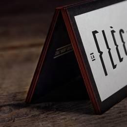 La Flèche 品牌设计欣赏
