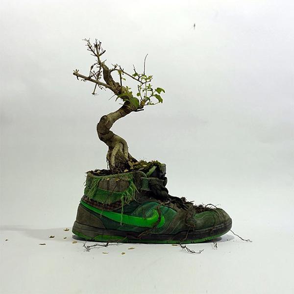 Christophe Guinet 耐克的自然之鞋