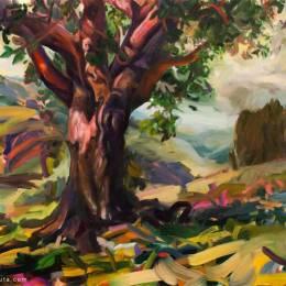 Jeffrey Beauchamp 手绘艺术欣赏