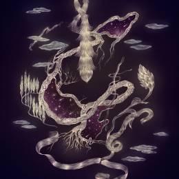 Karina Eibatova 梦幻般的手绘艺术插画欣赏