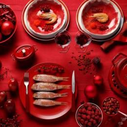 Le Bon Marché  圣诞节美食摄影欣赏