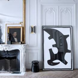 Patrick Gilles & Dorothée Boissier 的古典主义的房子