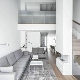 Hernández Arquitectos 白色调的室内设计欣赏