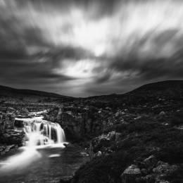 Teemu Oksanen 黑白自然摄影欣赏