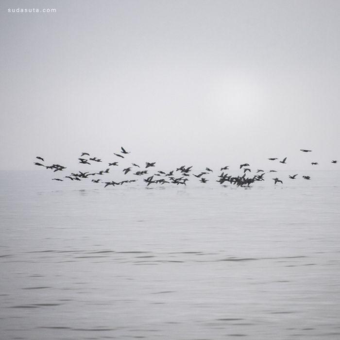 Zoltan Bekefy 旅行中的海景