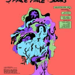 Michael DeForge 抽象海报设计欣赏
