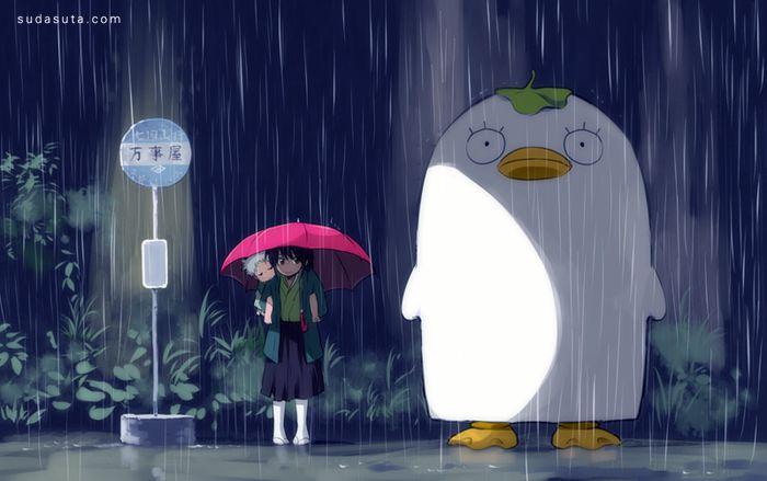 nuriko-kun 日本漫画同人手绘欣赏