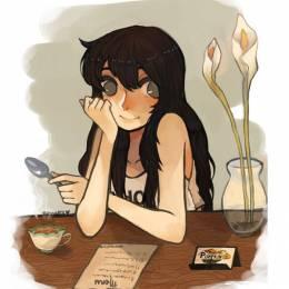 Sannanai 可爱的手绘漫画欣赏