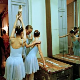 Rachel Papo 芭蕾教室 影像日记