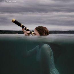Andrea Peipe 超现实主义摄影作品欣赏