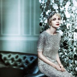 Mario Testino 奢华复古的时尚摄影欣赏