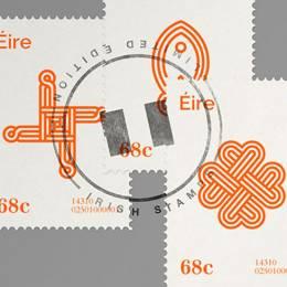 Aaron Canning 爱尔兰邮票设计欣赏