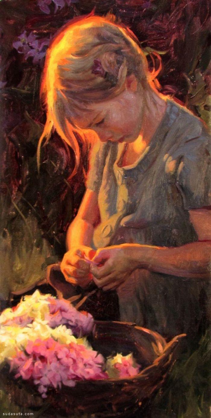 Albin Veselka 艺术绘画欣赏