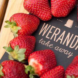 Weranda 餐馆标识设计欣赏