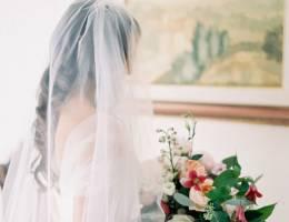 佛罗伦萨古堡婚礼