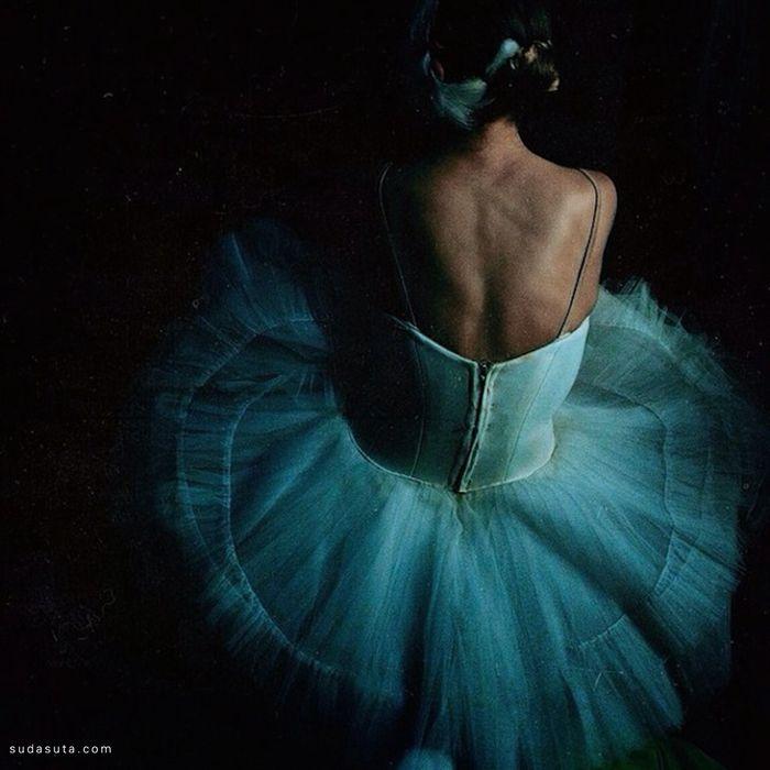 Darian Volkova 芭蕾摄影作品欣赏
