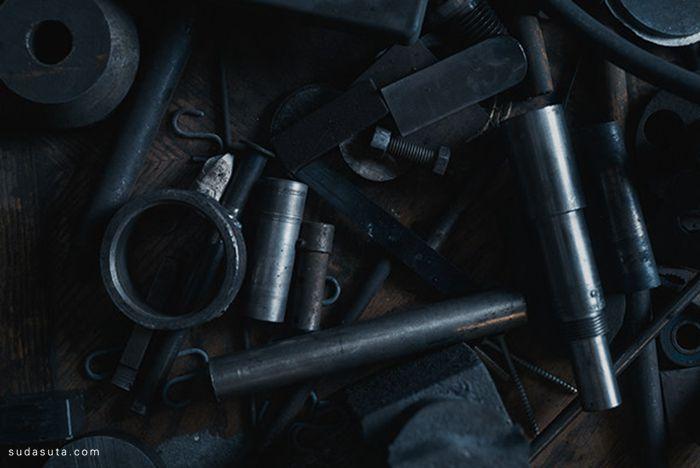 Dean Bradshaw 摄影作品欣赏《工匠》