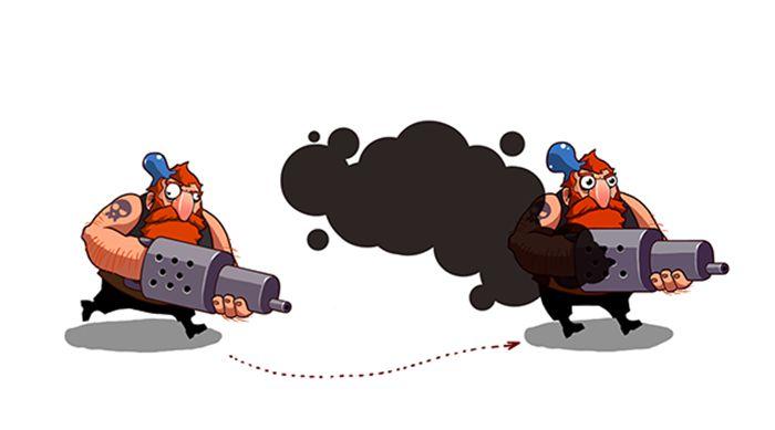 Evgeny Viitman 可爱的游戏插画欣赏