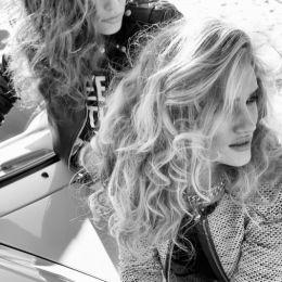 Rosie & Emily 黑白时尚摄影欣赏